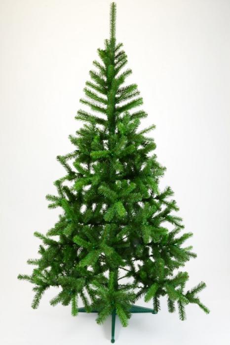 Brad artificial de Craciun Boscobello 200cm verde 4