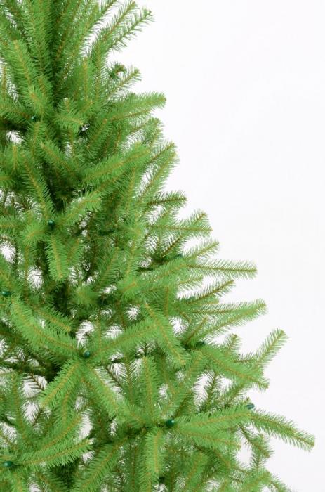 Brad artificial de Craciun Montana 130 cm verde [1]