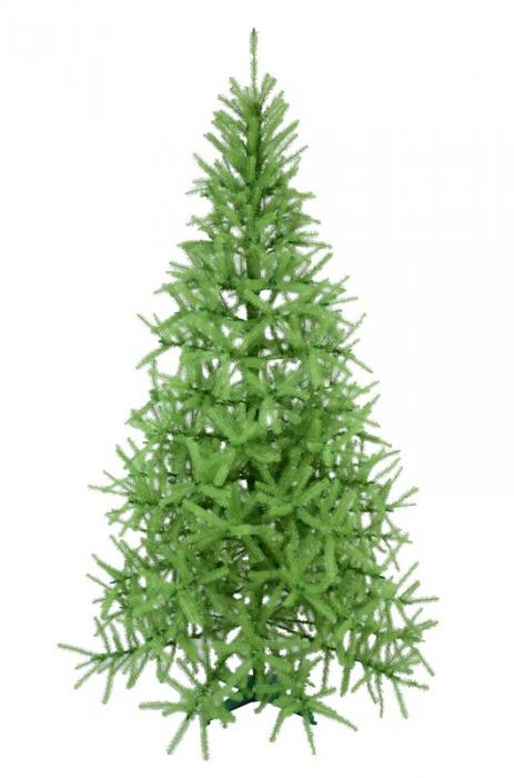 Brad artificial de Craciun Montana 250 cm verde 0
