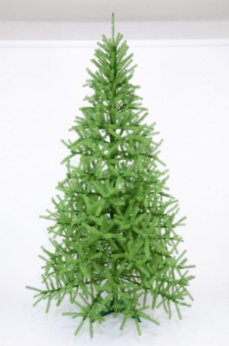 Brad artificial de Craciun Montana 250 cm verde 3