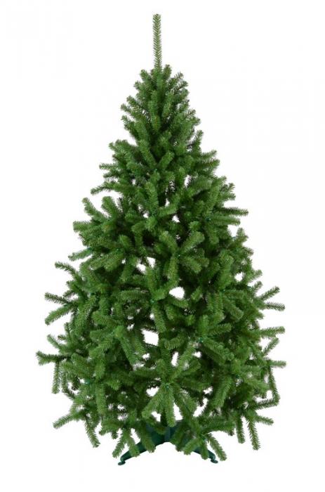 Brad artificial de Craciun Nuovo America 180 cm verde 0