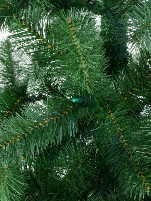 Brad artificial de Craciun Nuovo Silvestro 210 cm verde 1