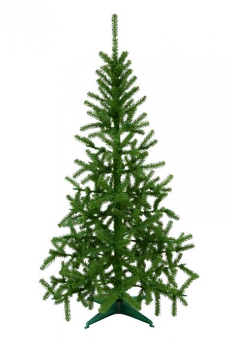 Brad artificial de Craciun Tiffany 180cm verde 3