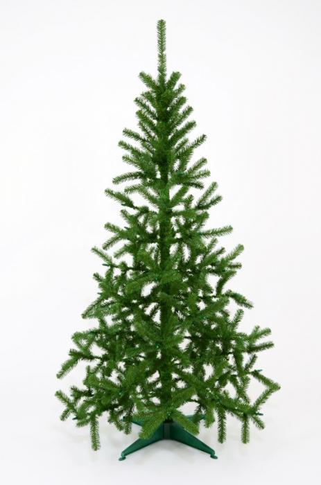 Brad artificial de Craciun Tiffany 180cm verde [0]