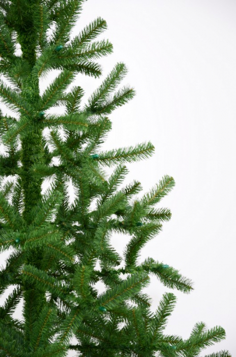 Brad artificial de Craciun Tiffany 180cm verde [1]