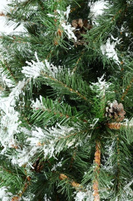 Brad artificial de Craciun Vichingo 180 cm verde nins 4