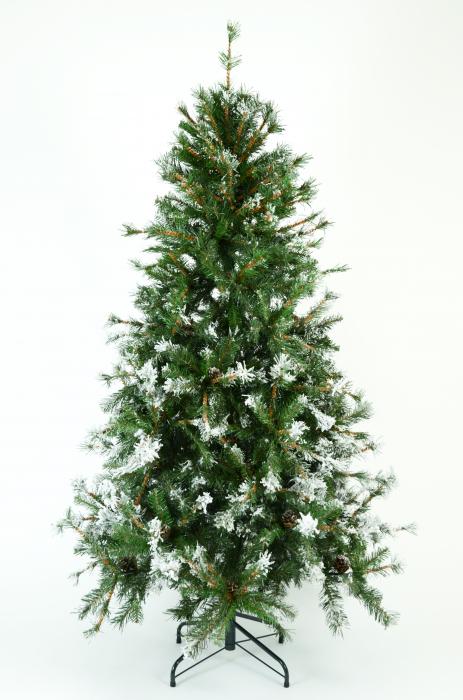Brad artificial de Craciun Vichingo 180 cm verde nins [1]