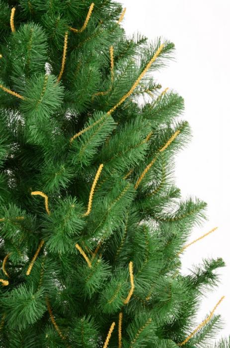 Brad artificial de Craciun Wisconsin 180cm verde [1]