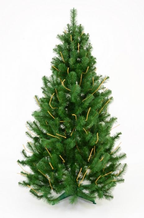 Brad artificial de Craciun Wisconsin 180cm verde [4]