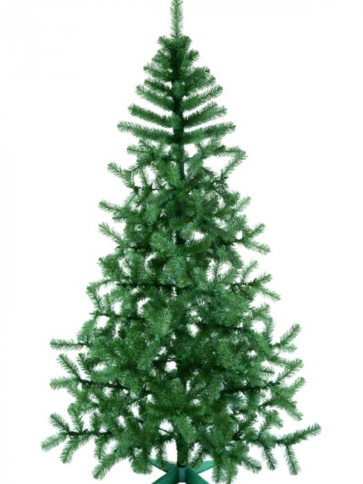 Brad artificial Nuovo Silvestro 230 cm verde [4]