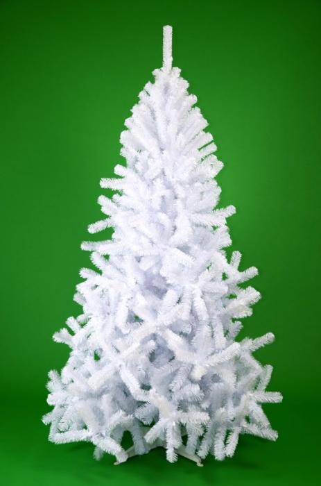 Brad Babbo Natale  200 cm alb 0