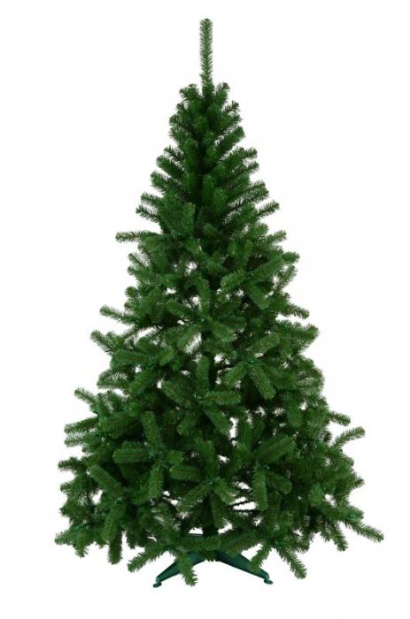 Brad artificial de Craciun Cimone 190 cm verde 0