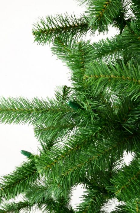 Brad de Craciun artificial Ecopine 200 cm verde [1]