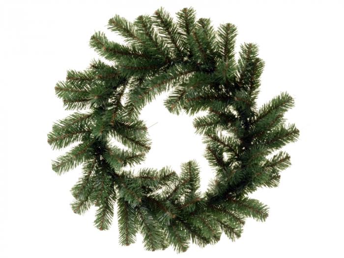 Coronita de Craciun 45 cm verde [0]