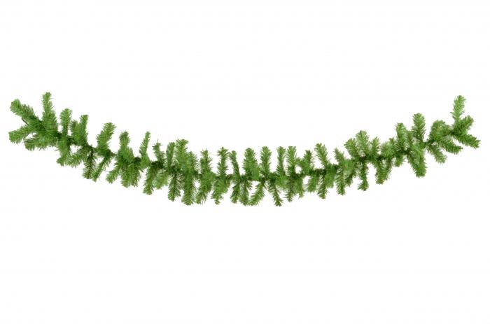 Ghirlanda Cosmos verde diametru 200mm si lungime 140cm 1