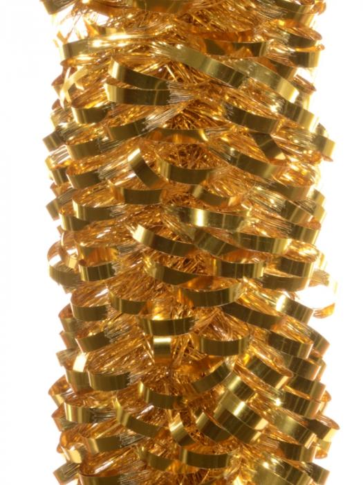 Ghirlanda spirala 80mm aurie 0