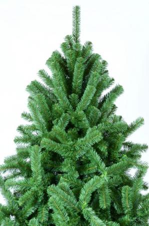 Brad Babbo Natale 360 cm verde1