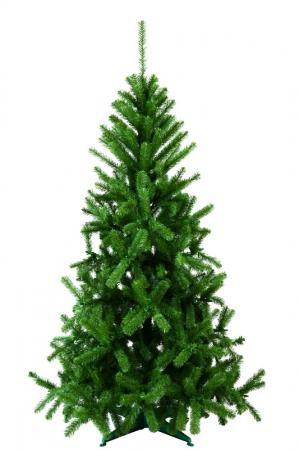 Brad artificial de Craciun Babbo Natale 180cm verde