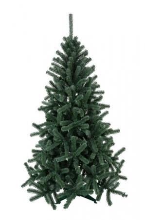 Brad artificial de Craciun Babbo Natale 180cm verde brinat [0]