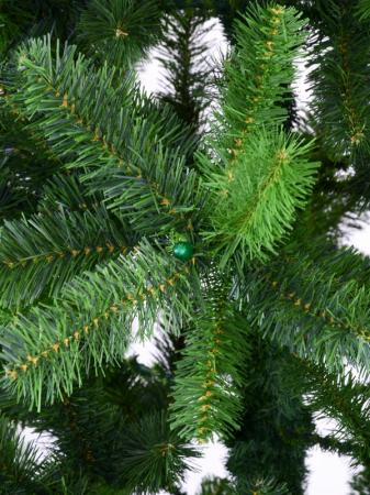 Brad artificial de Craciun Boscobello 200cm verde1