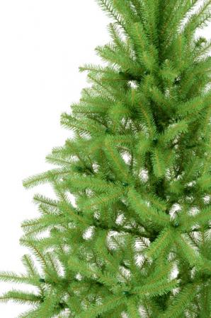Brad artificial de Craciun Montana 130 cm verde [2]