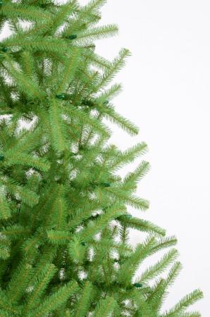 Brad artificial de Craciun Montana 250 cm verde1