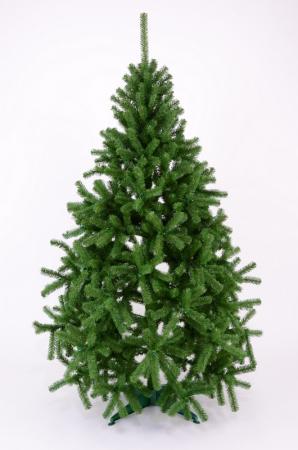 Brad artificial de Craciun Nuovo America 180 cm verde2