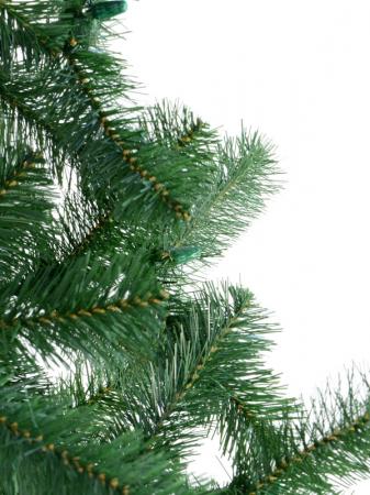 Brad artificial de Craciun Nuovo Silvestro 210 cm verde2