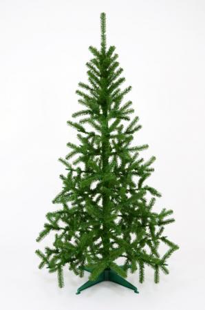 Brad artificial de Craciun Tiffany 180cm verde1
