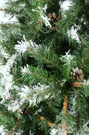 Brad artificial de Craciun Vichingo 180 cm verde nins4