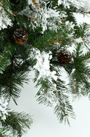 Brad artificial de Craciun Vichingo 180 cm verde nins3