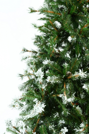 Brad artificial de Craciun Vichingo 180 cm verde nins5
