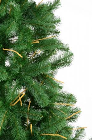 Brad artificial de Craciun Wisconsin 210cm verde1