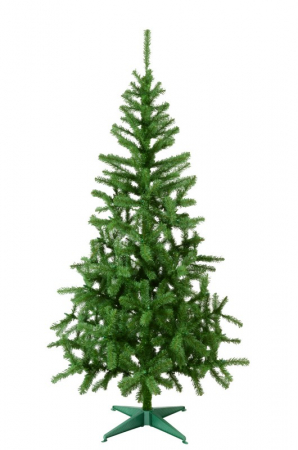 Brad de Craciun artificial Ecopine 200 cm verde [0]