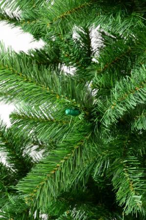 Brad de craciun artificial Fagaras 240 cm verde [2]