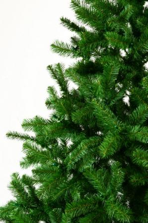 Brad de craciun artificial Fagaras 240 cm verde [1]
