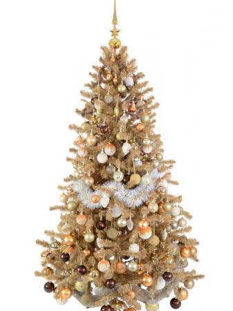 Brad de Craciun Babbo Natale 180 cm din hartie reciclata0