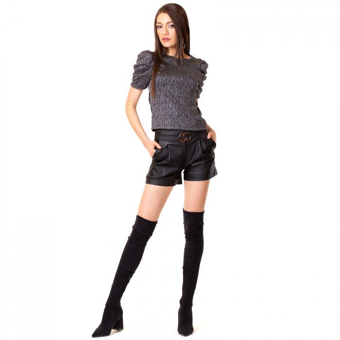 Pantalon scurt inimatie piele 1