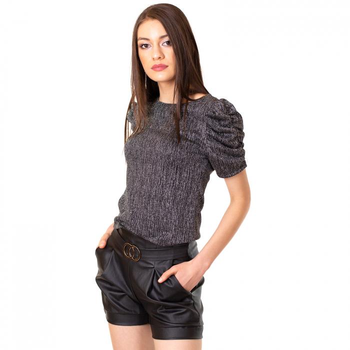 Pantalon scurt inimatie piele 3