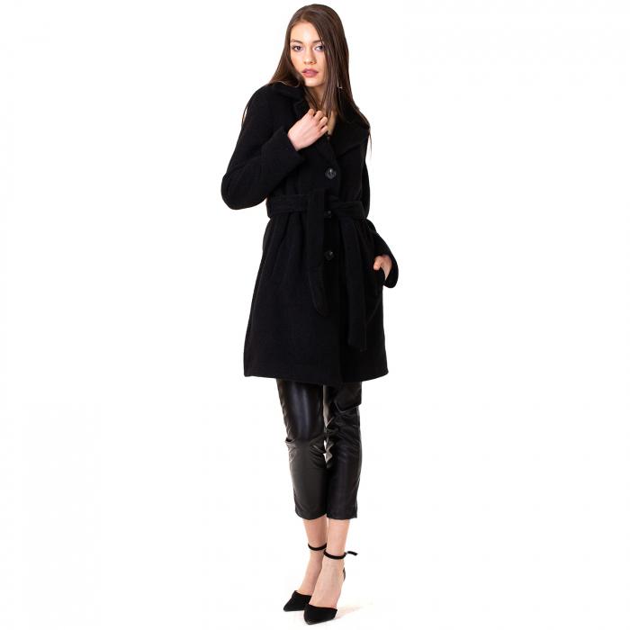 Palton cu cordon 2
