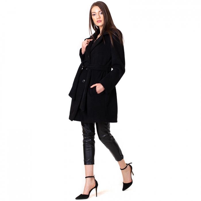 Palton cu cordon 4
