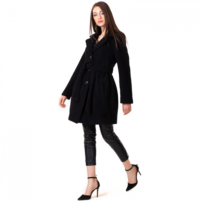 Palton cu cordon 5