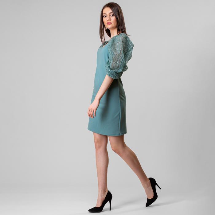 Rochie cu paiete cusute 1