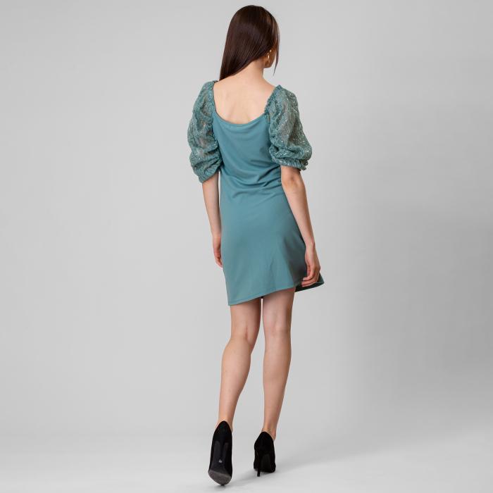 Rochie cu paiete cusute 2
