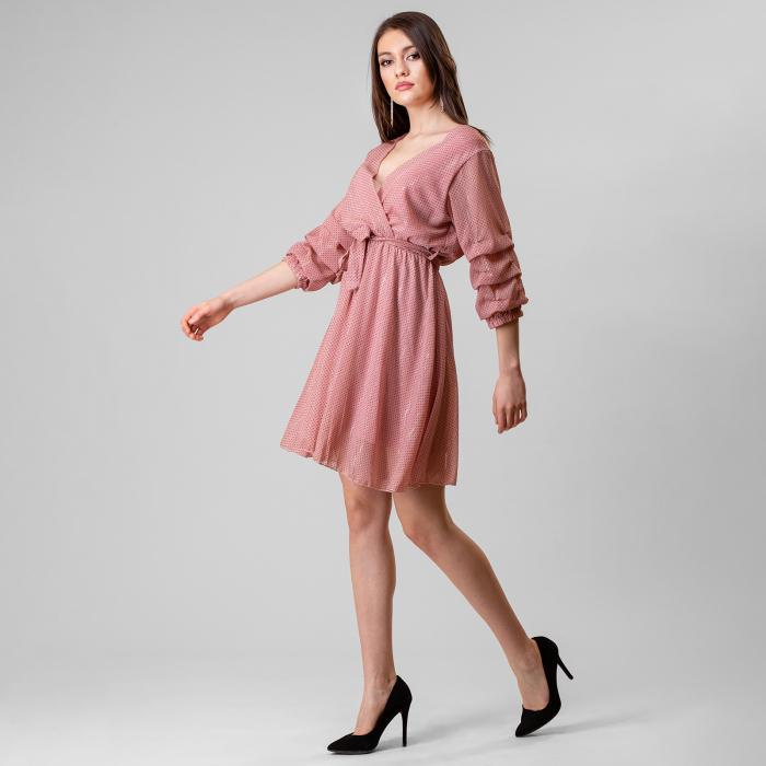 Rochie cu cordon [4]