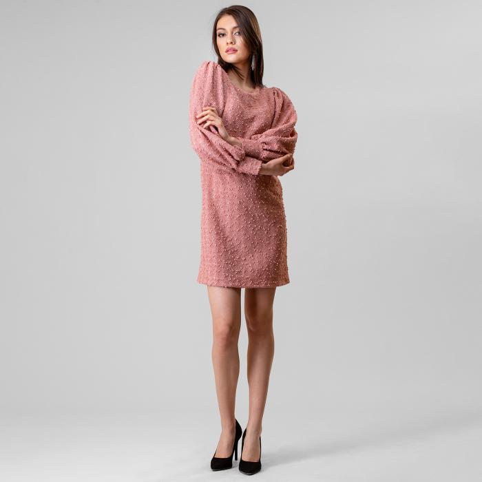 Rochie cu maneca bufanta [2]