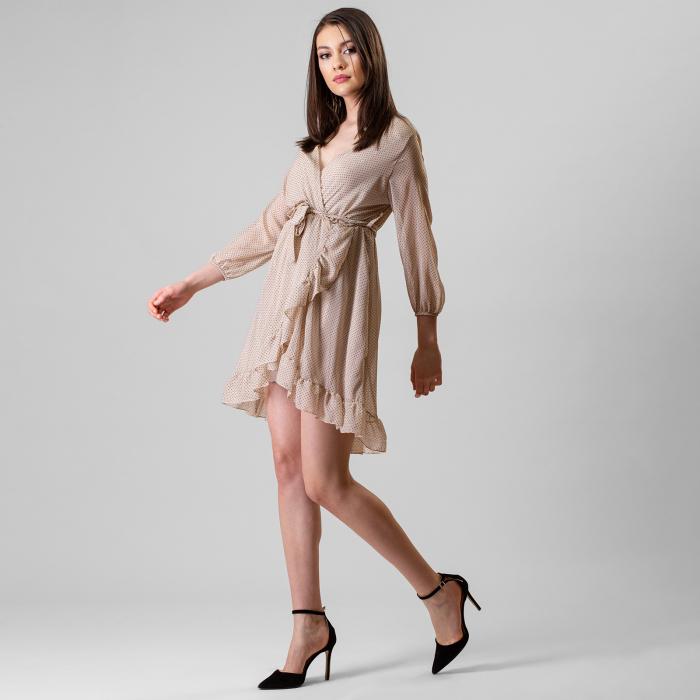 Rochie cu model in fata [2]
