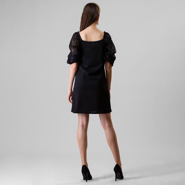 Rochie cu paiete cusute 3