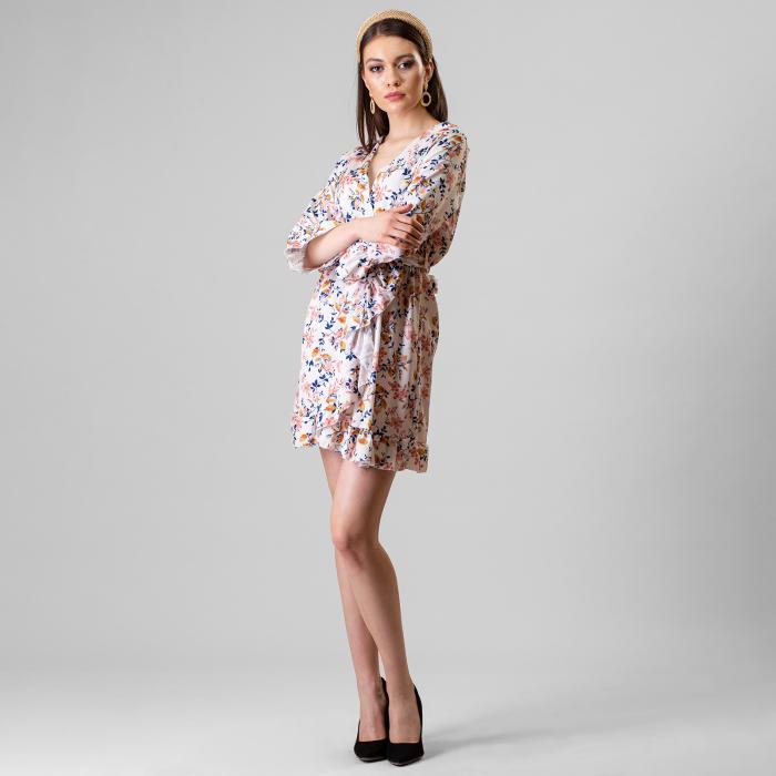 Rochie imprimeu floral [1]