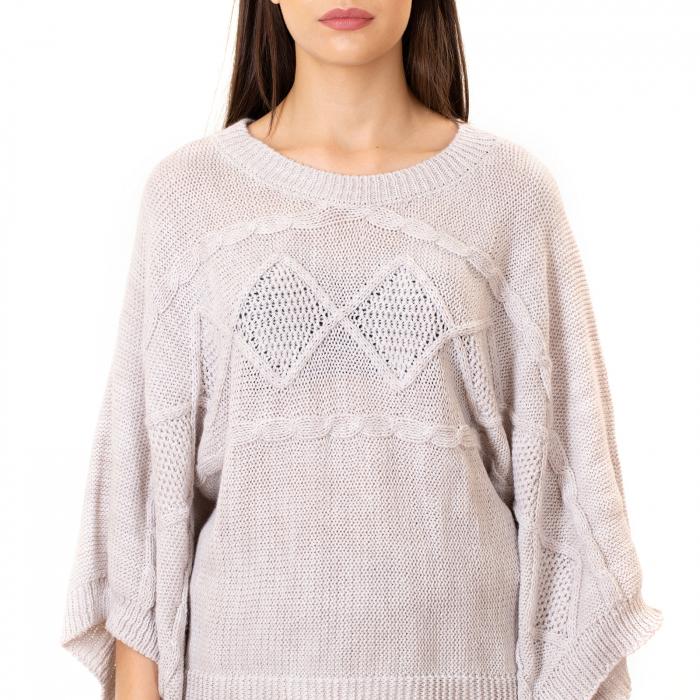 Compleu bluza tip fluture si fusta lunga [7]